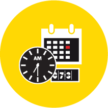 Programmable Timetable of Max Sets and Plans