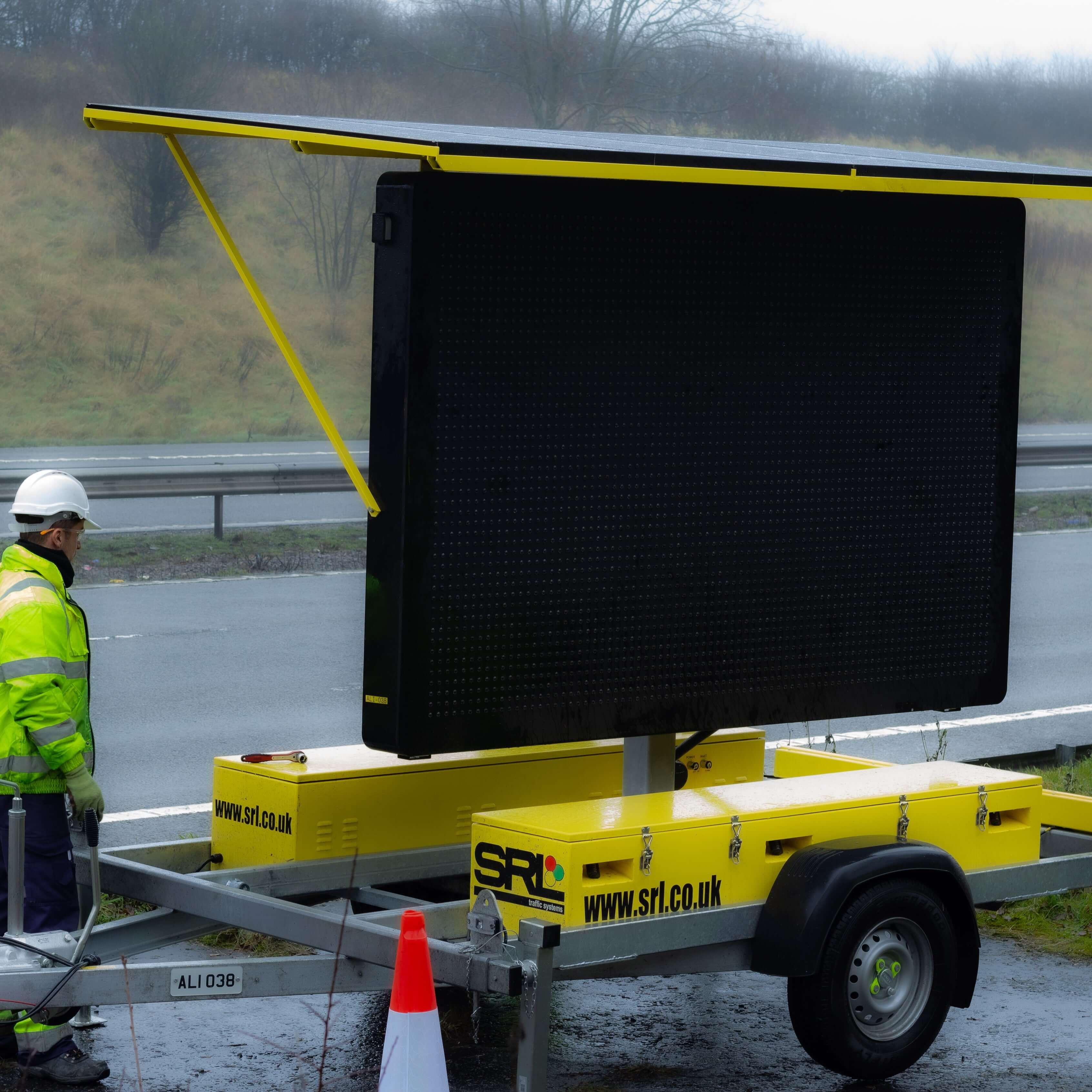 SRL Smart Sign Roadside