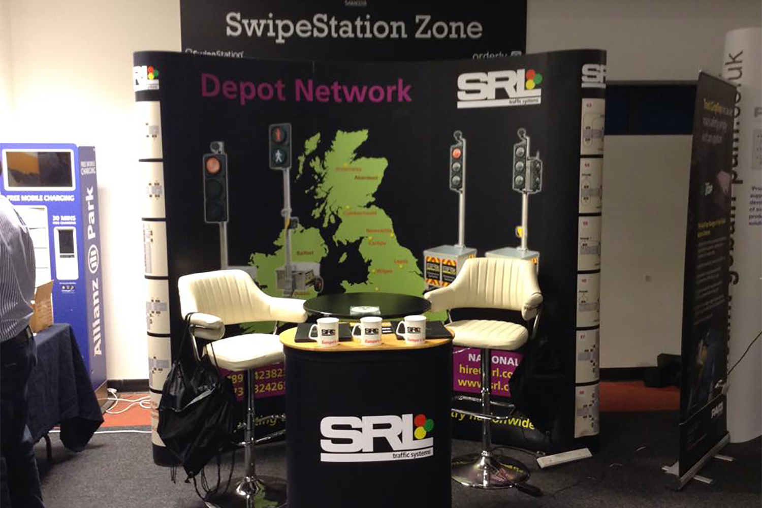 SRL appear at London HAUC and Three HAUCs Harrogate Shows