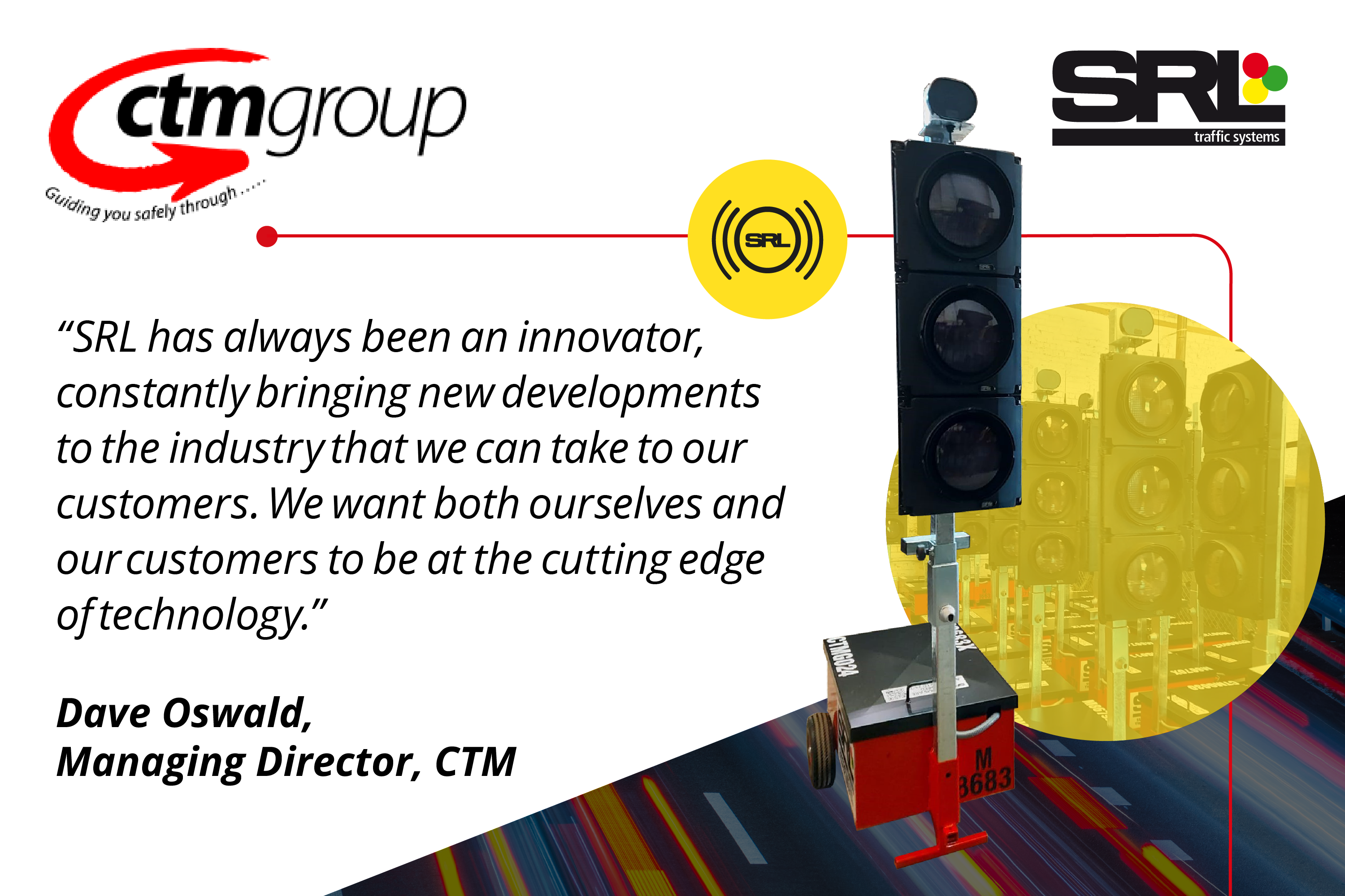Central Traffic Management moves up a gear with SRL