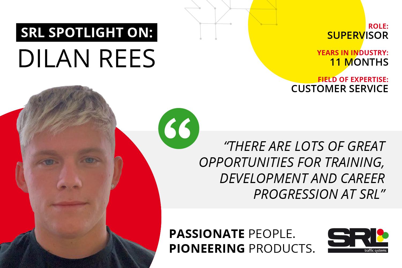 Shining the spotlight on Dilan Rees