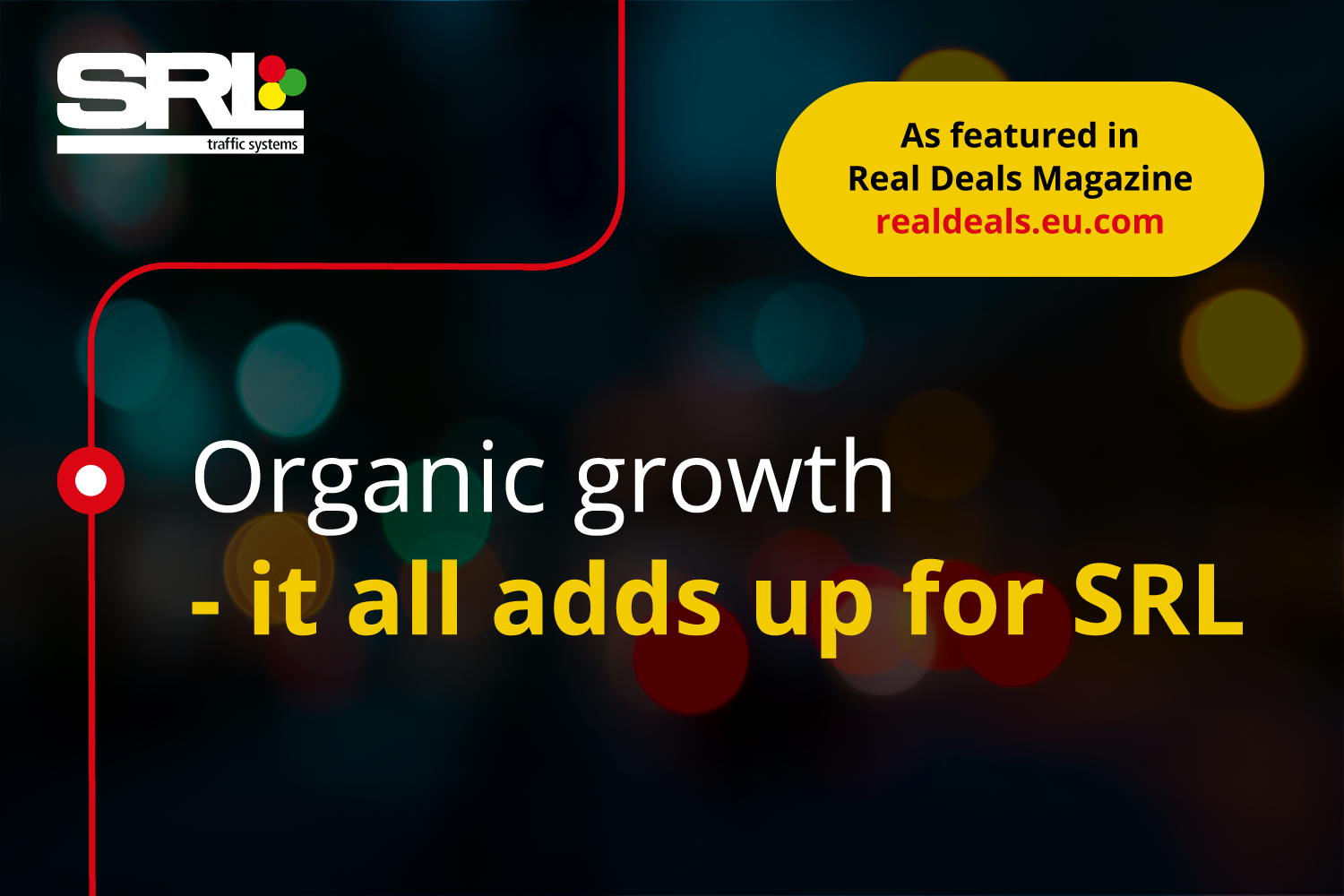 Organic growth – it all adds up for SRL