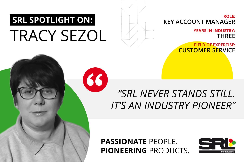Shining the spotlight on Tracy Sezol