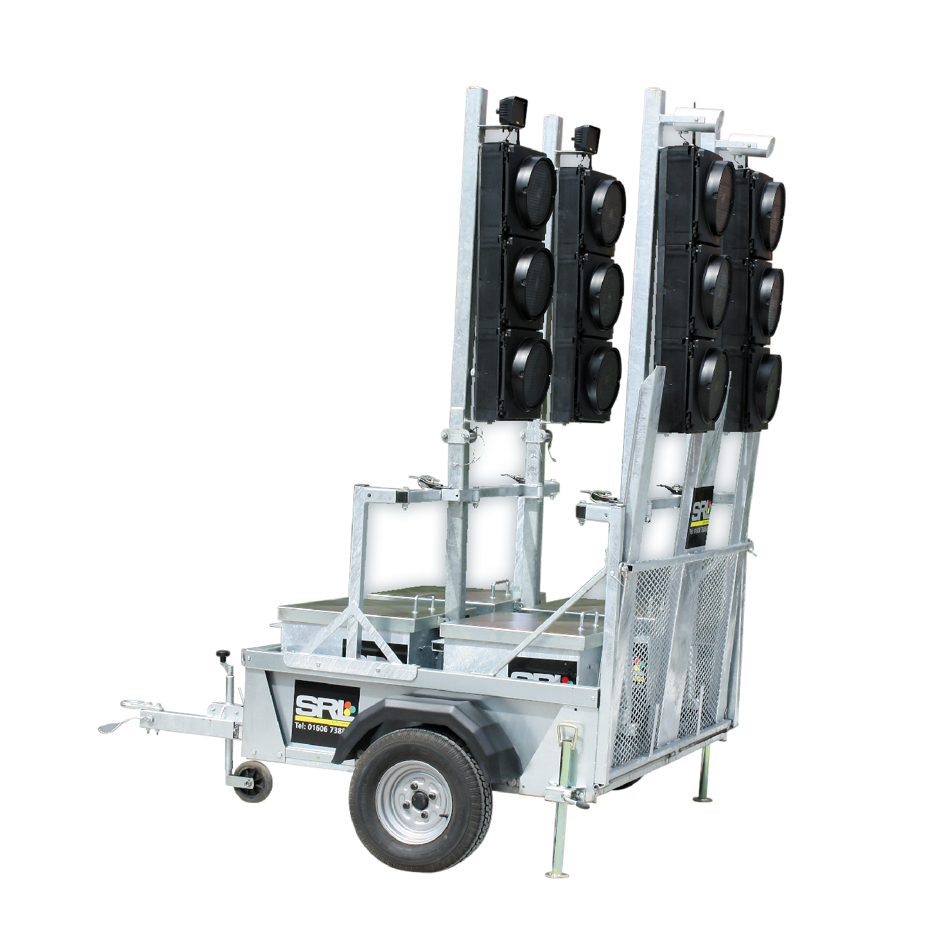 Compact Trailer (750kg)