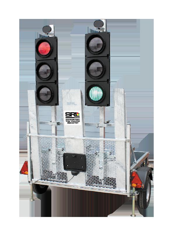 2-way Single Axle Trailer (750kg)