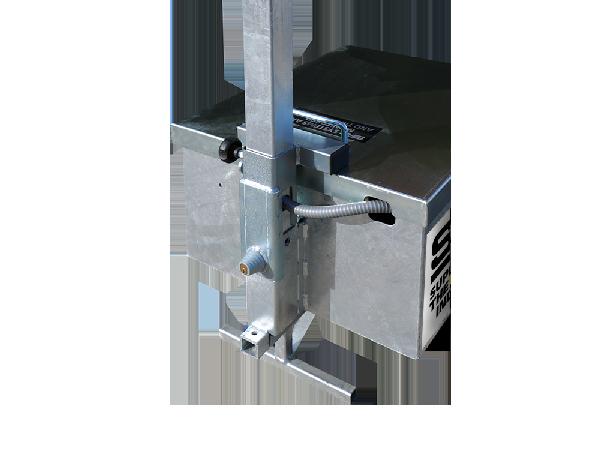 T-bar Lock