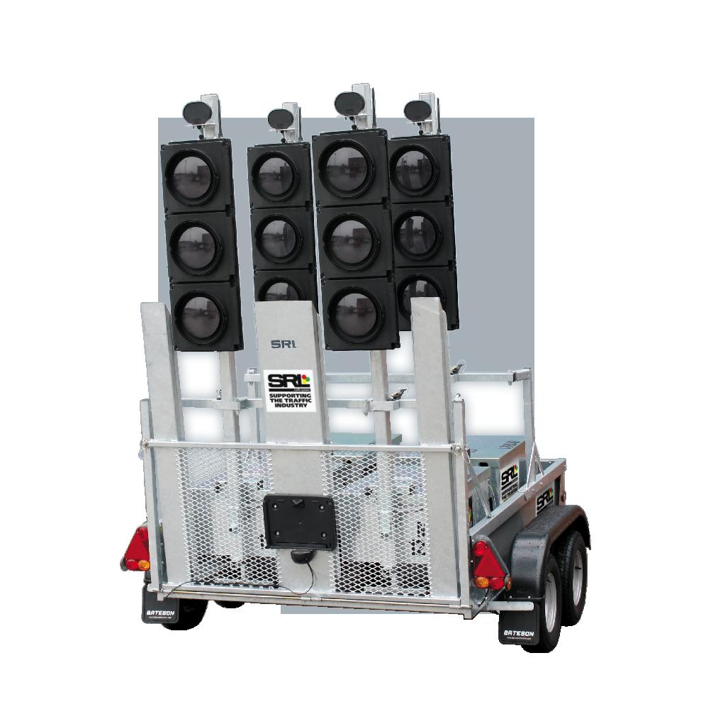 4-way Multiphase Trailer (1,150kg)