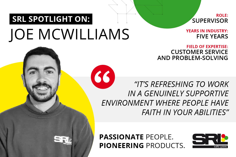 Shining the spotlight on Joe McWilliams